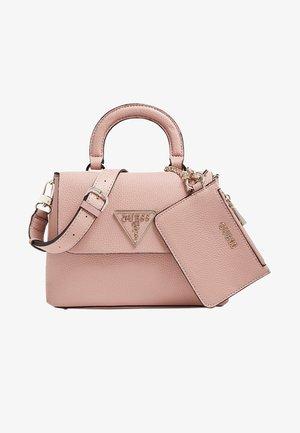 ARETHA - Handtasche - rose