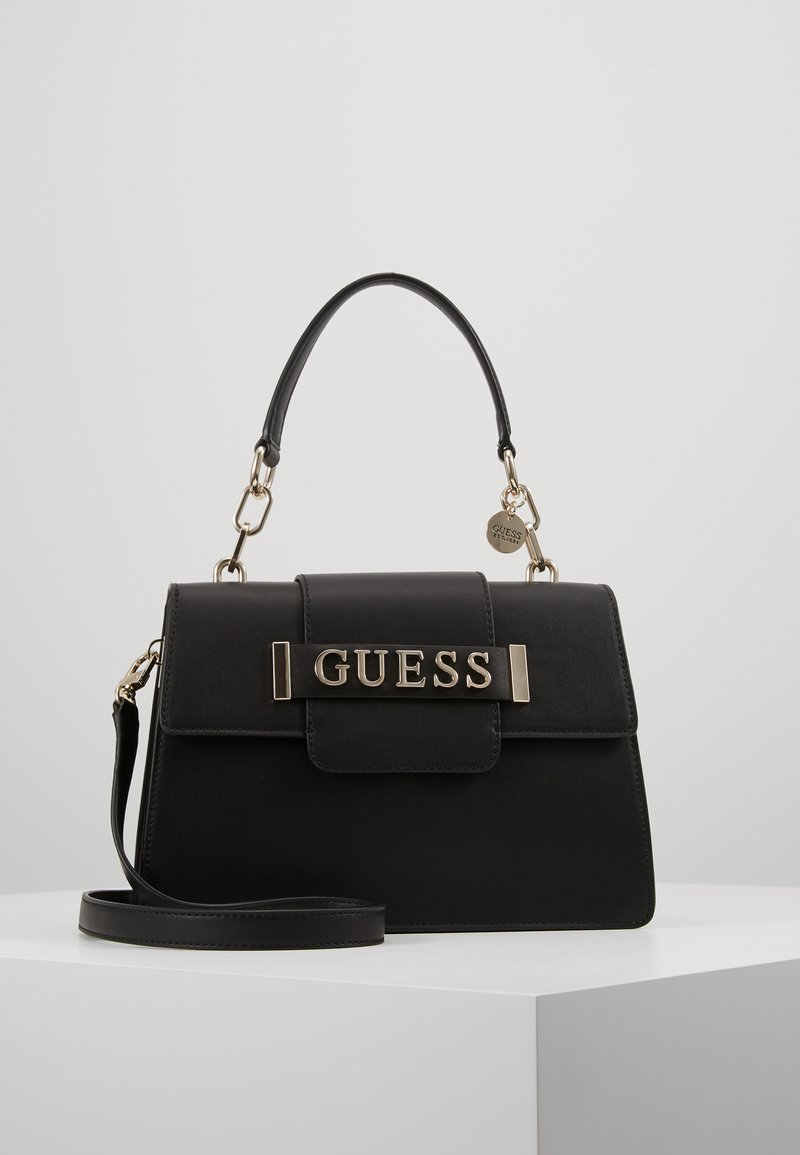 Guess - KERRIGAN - Håndtasker - black