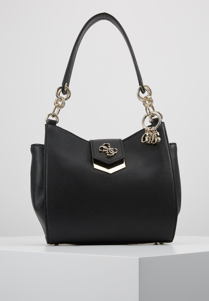 Guess - KELSEY SMALL  - Handbag - black