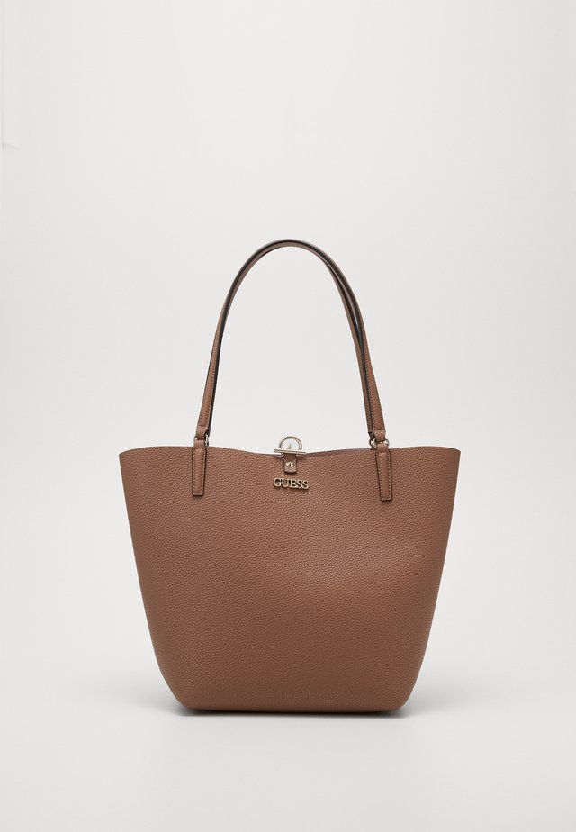ALBY TOGGLE TOTE SET - Shopper - taupe/blush