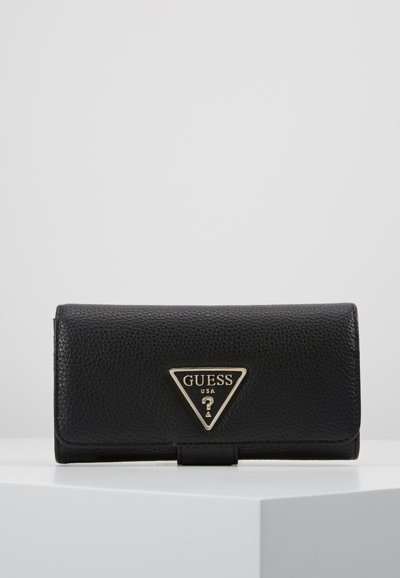 Guess - ARETHA FILE - Portefeuille - black