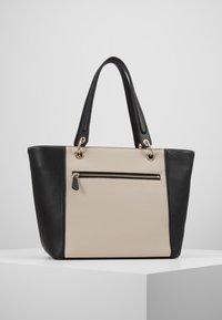 Guess - KAMRYN - Shopping bag - stone/multi - 2