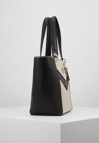 Guess - KAMRYN - Shopping bag - stone/multi - 3