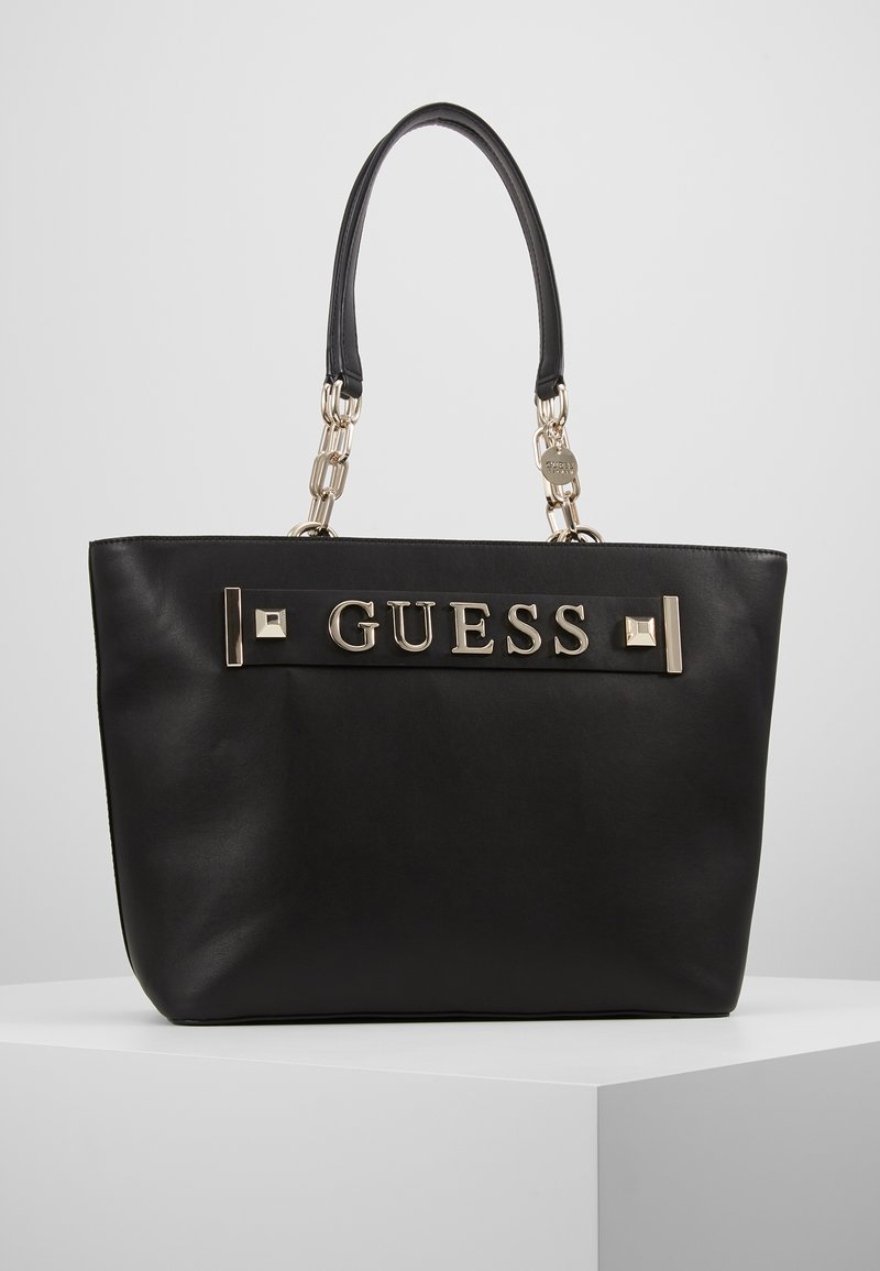 Guess - KERRIGAN  - Shopping bags - black