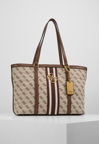 Guess - VINTAGE - Shopping bag - brown - 0