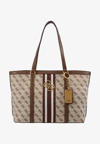 Guess - VINTAGE - Shopping bag - brown - 5