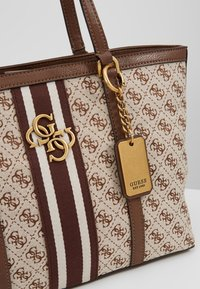 Guess - VINTAGE - Shopping bag - brown - 6