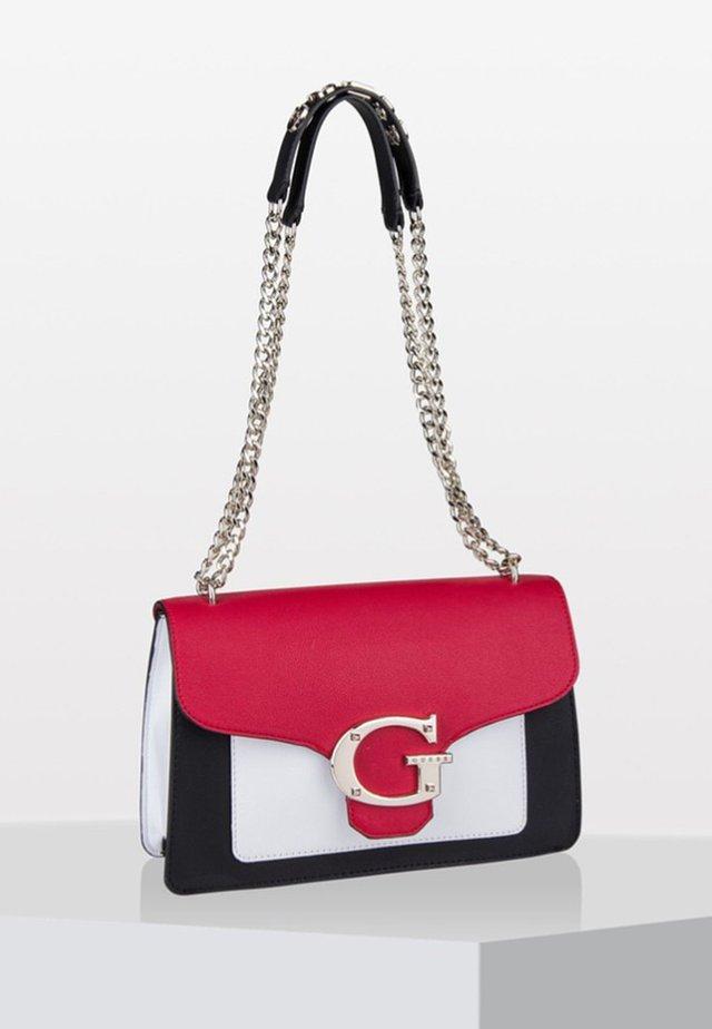CAMILA  - Handbag - red