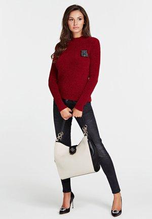 KELSEY  - Tote bag - white