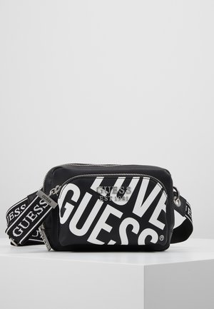 HAIDEE BELT BAG - Bandolera - black