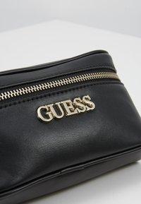 Guess - CALISTA BELT BAG - Rumpetaske - black - 6