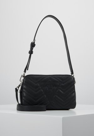 ZANA SHOULDER BAG - Bolso de mano - black