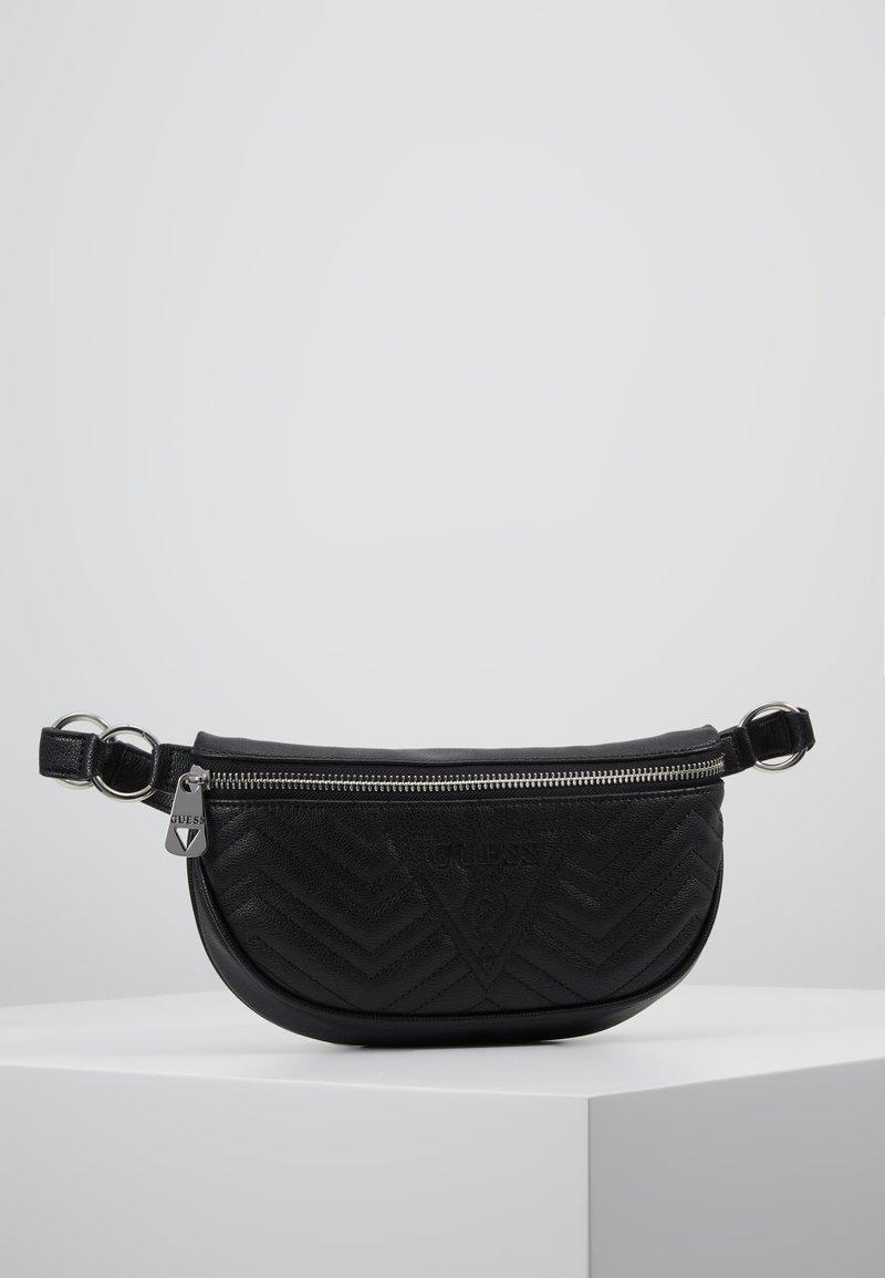 Guess - ZANA BELT BAG - Heuptas - black