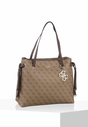 Shopping bag - light brown