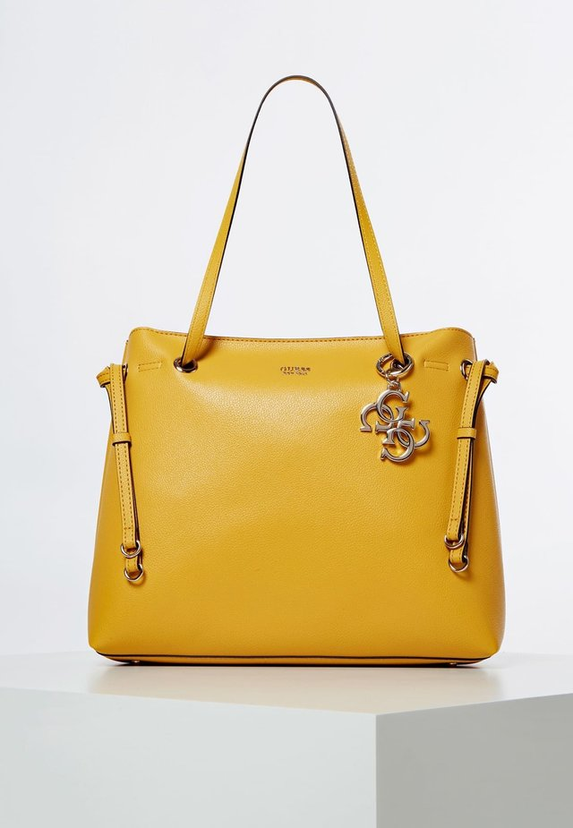 DIGITAL SHOPPER - Shopper - yellow