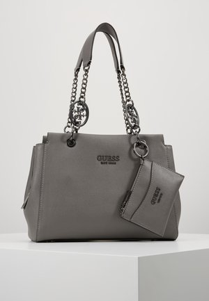 TARA GIRLFRIEND SATCHEL - Håndveske - grey