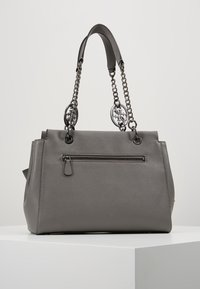 Guess - TARA GIRLFRIEND SATCHEL - Handbag - grey - 2