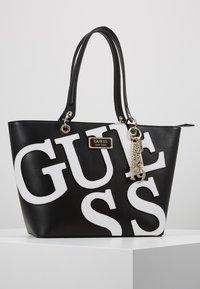 Guess - KAMRYN TOTE - Shopper - black - 0