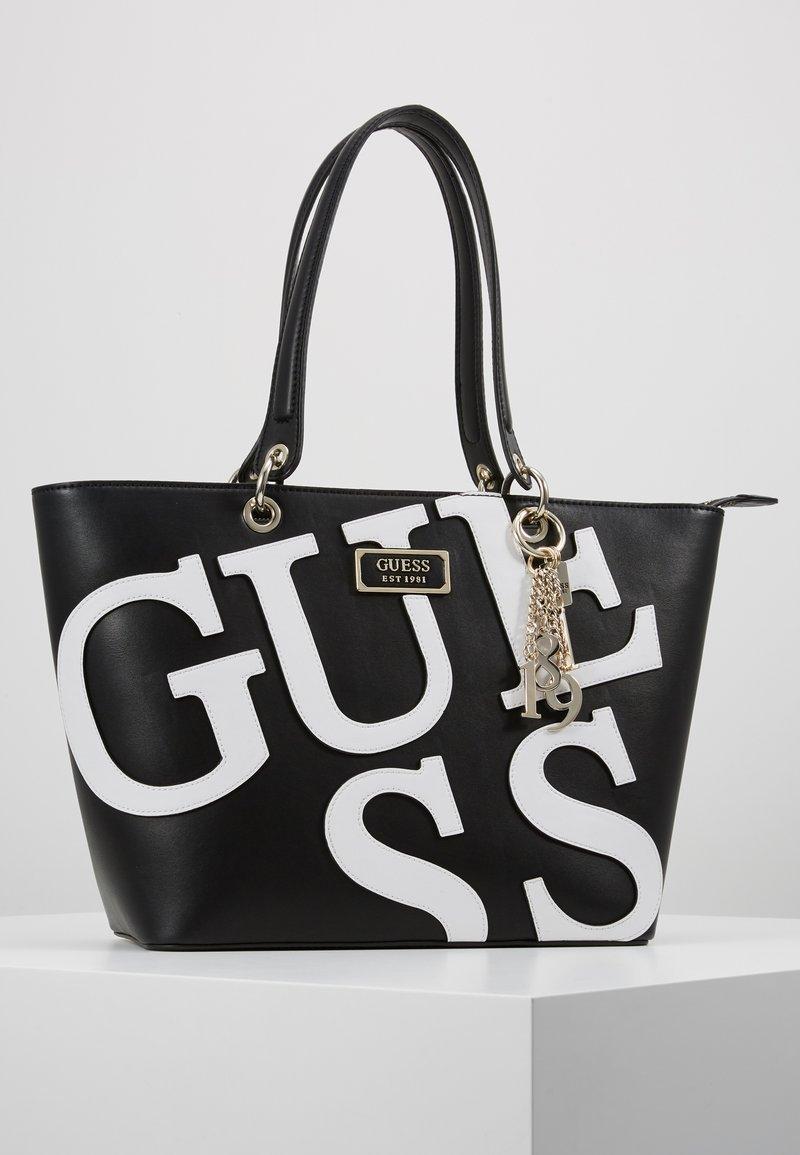 Guess - KAMRYN TOTE - Shopper - black