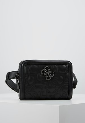 NEW WAVE CONVERTIBLE BELT BAG - Heuptas - black
