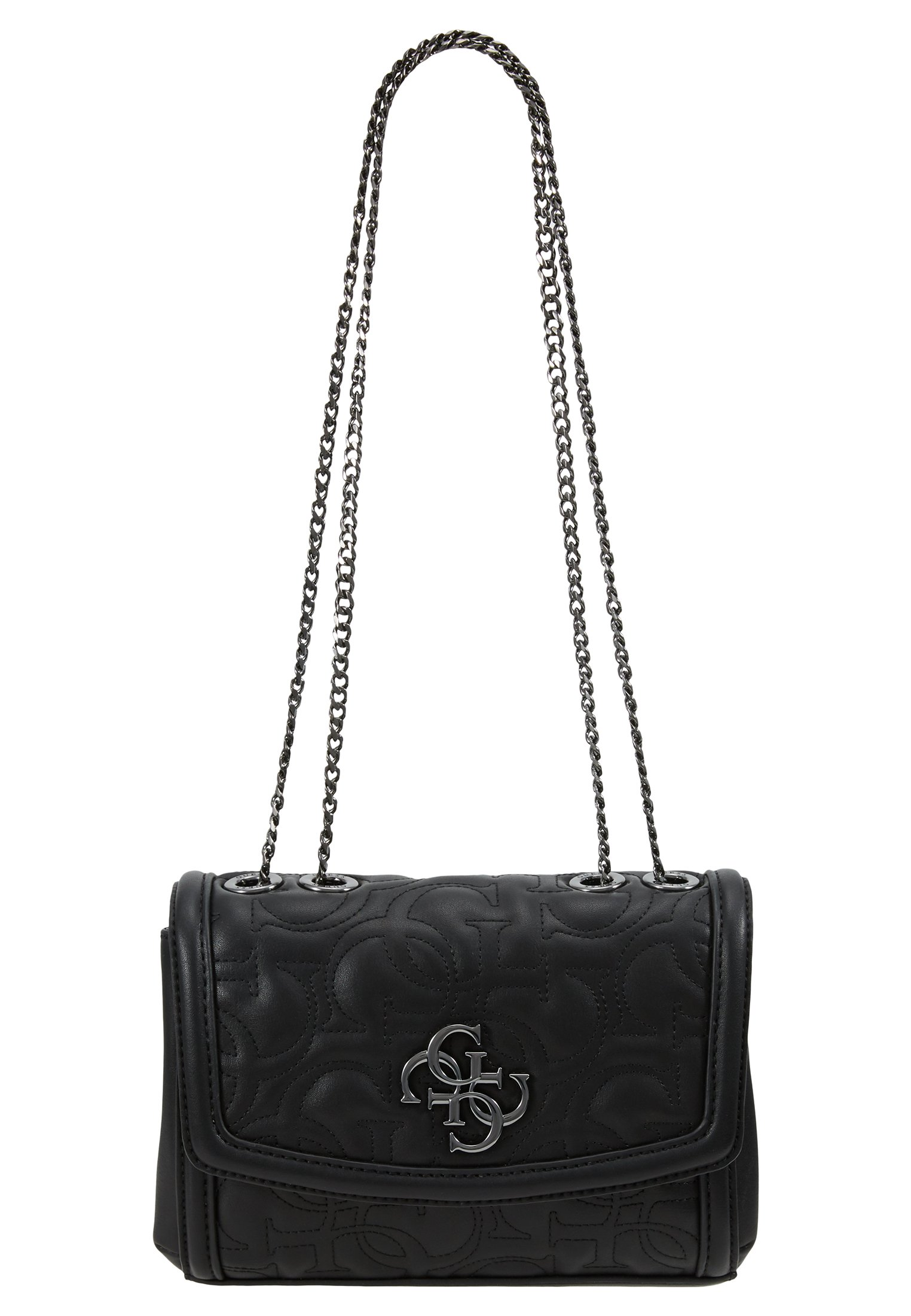 Guess New Wave Mini Xbody - Borsa A Tracolla Black ju9AN