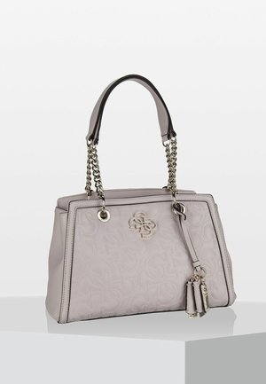 NEW WAVE LUXURY - Borsa a mano - mottled beige