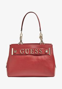 Guess - KERRIGAN LOGO - Handtas - red - 1