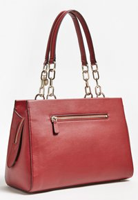 Guess - KERRIGAN LOGO - Handtas - red - 2