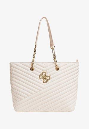 Handbag - creme