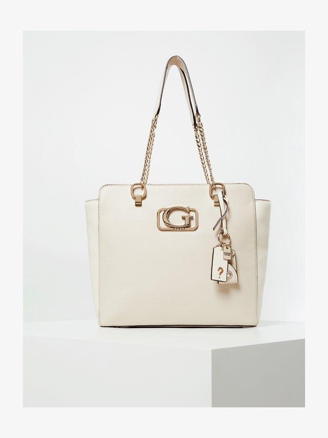 ANNARITA CARRYALL - Handtasche - beige