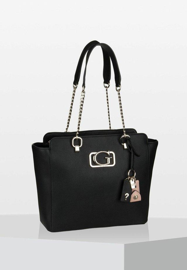 ANNARITA CARRYALL - Handtasche - black