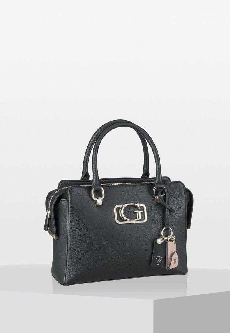 Guess - ANNARITA GIRLFRIEND - Handbag - black