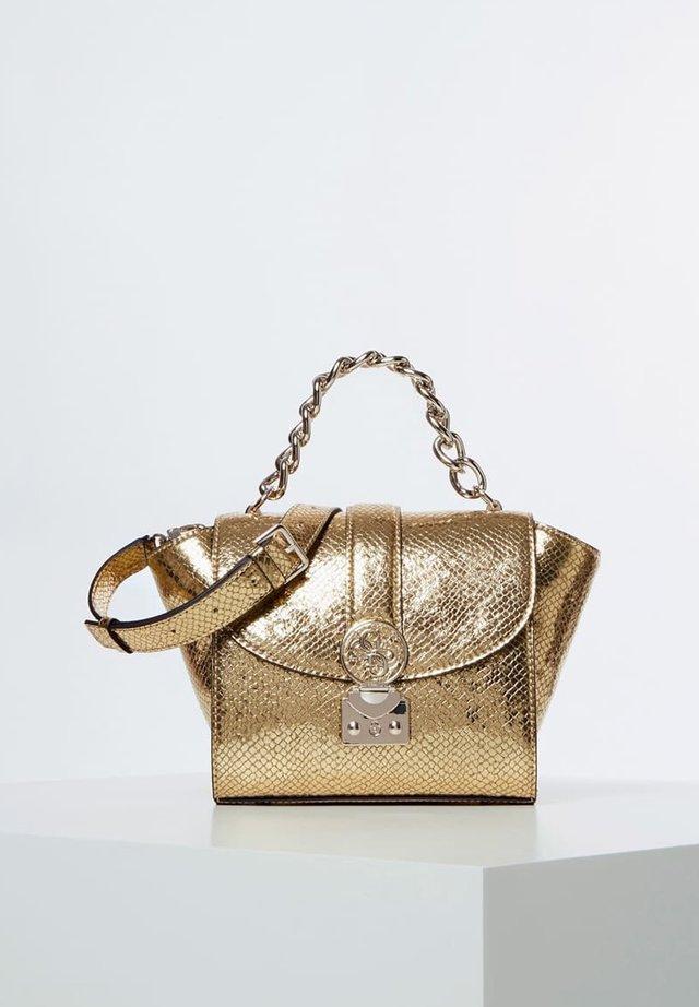 Handtas - gold