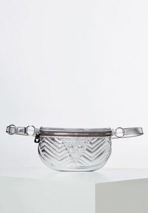 Gürteltasche - silver