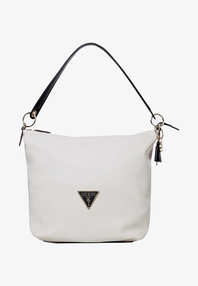 BORSA A SPALLA MICHY - Shopping Bag - white