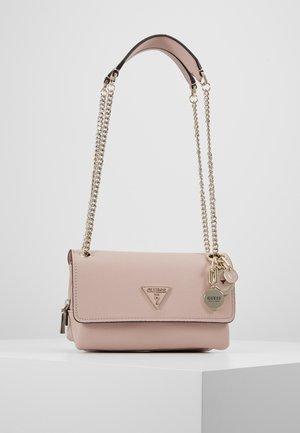 NARITA CONVERTIBLE CROSSBODY - Handtas - light pink