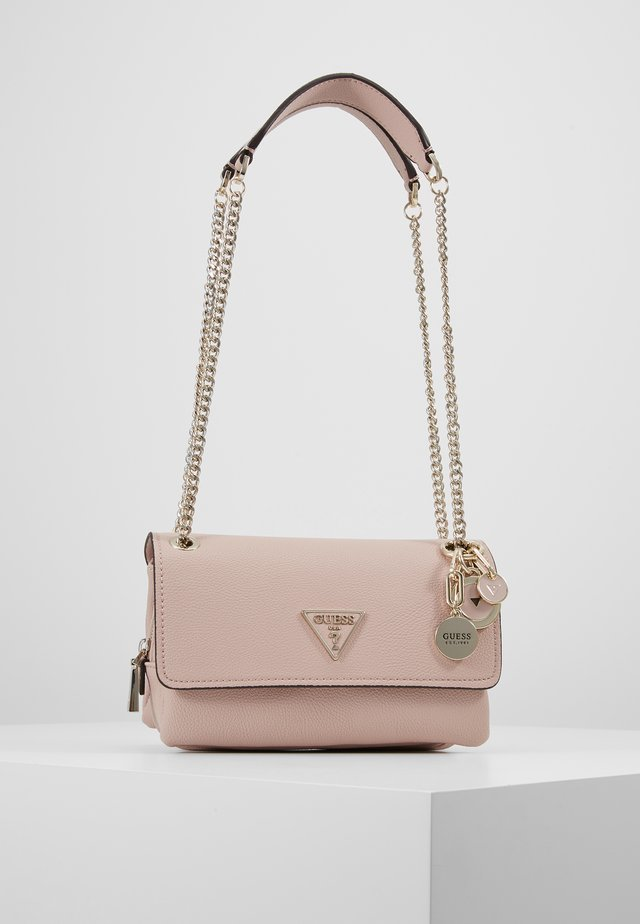 NARITA CONVERTIBLE CROSSBODY - Handtas - light pink