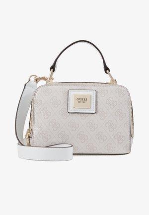 CANDACE MINI CROSSBODY - Håndtasker - grey