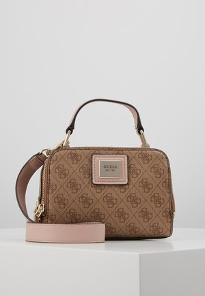 CANDACE MINI CROSSBODY - Borsa a mano - brown
