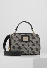 Guess - CANDACE MINI CROSSBODY - Handbag - black - 0