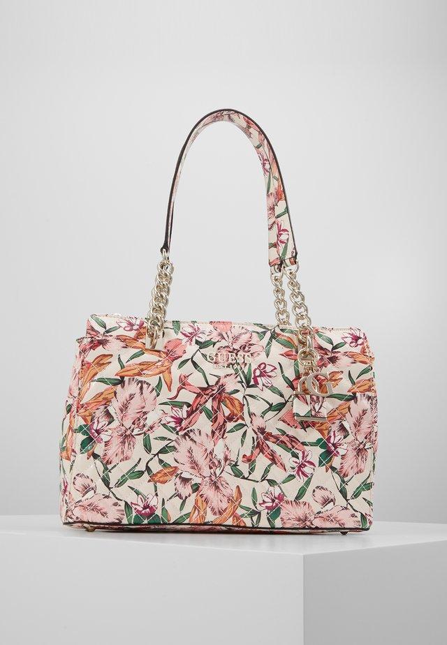 QUEENIE LUXURY CARRYALL - Handbag - multicoloured