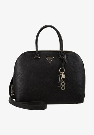 MADDY LARGE DOME SATCHEL - Borsa a mano - black
