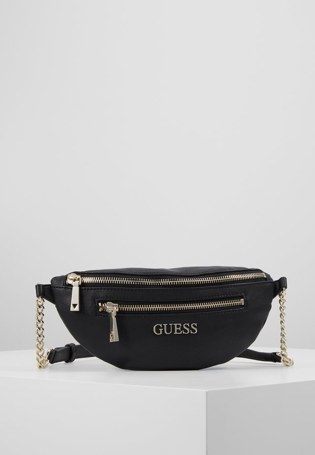 CALEY BELT BAG - Heuptas - black