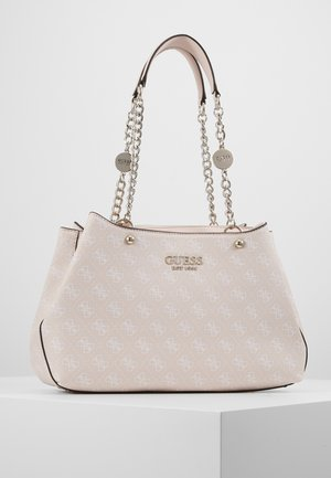 LORENNA GIRLFRIEND SATCHEL - Håndveske - pink