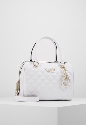 MELISE BOX SATCHEL - Handtas - white