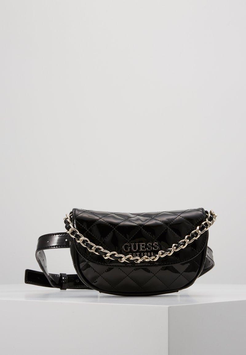 Guess - MELISE BELT BAG - Heuptas - black