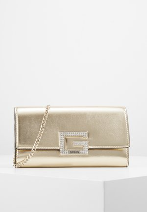 DAZZLE CLUTCH - Clutch - gold