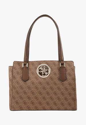 OPEN ROAD LUXURY SATCHEL - Handtas - brown