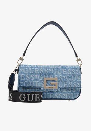 BRIGHTSIDE SHOULDER BAG - Handtas - blue