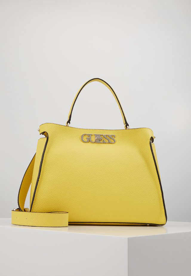 UPTOWN CHIC - Handtas - yellow